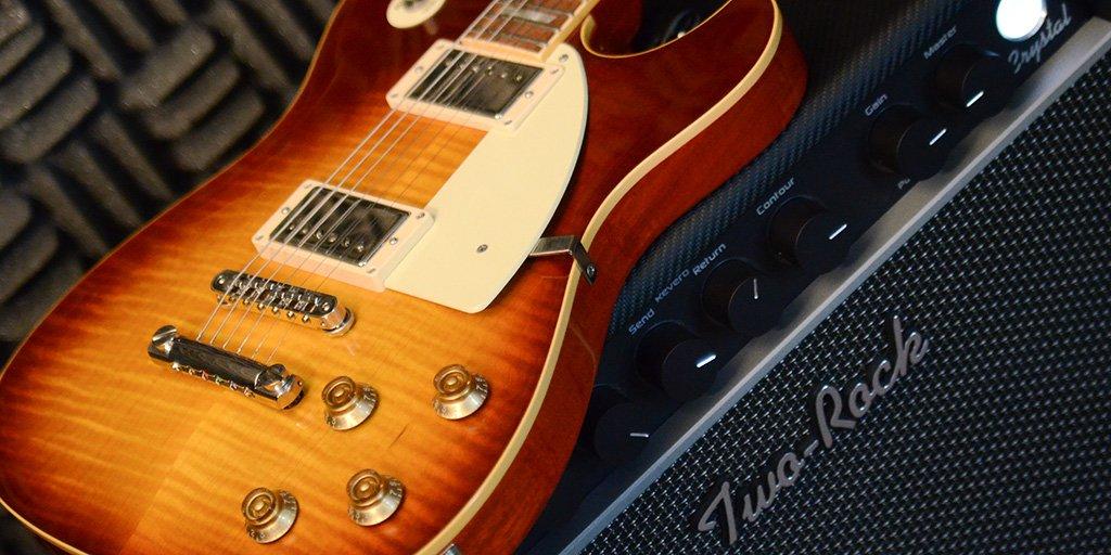 What's your dream guitar rig?  #elixir #elixirstrings #dreamguitarrigs