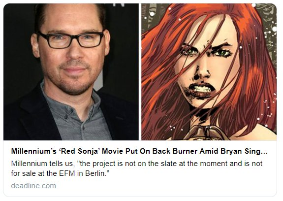 Brendan Hodges's photo on Red Sonja