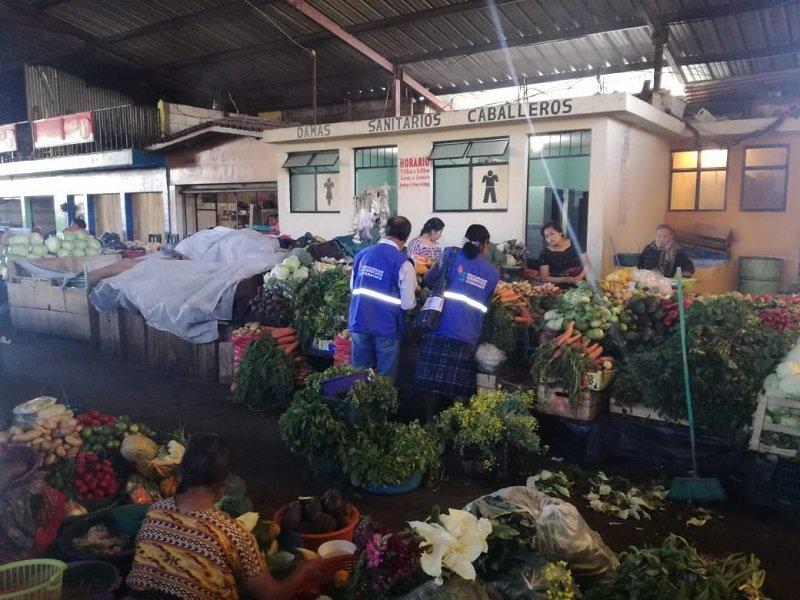PDH Guatemala's photo on Mercado Central