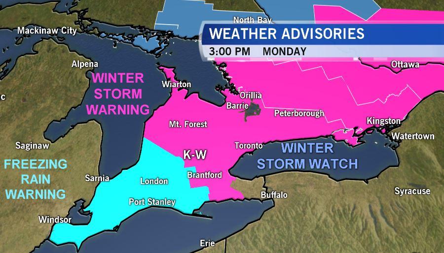 Lyndsay Morrison's photo on Ice Storm Warning