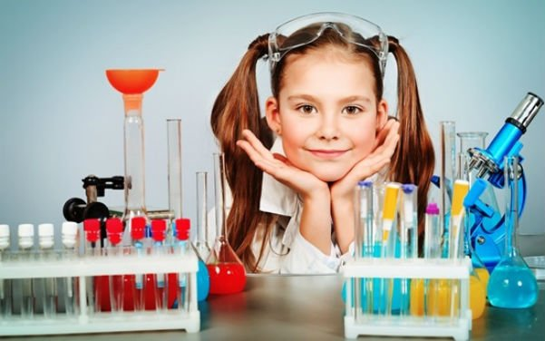 The Science Arts and Space Institute's photo on #GirlsinScience
