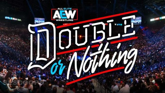 Mat Men Pro Wrestling Podcast 🎙's photo on Double or Nothing