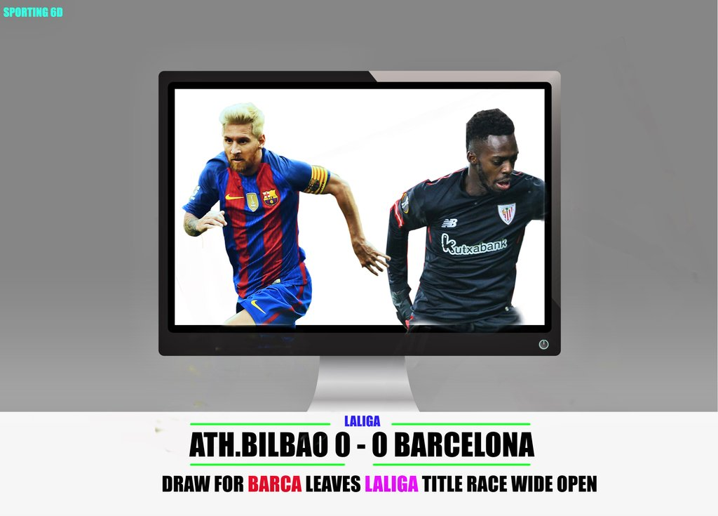La Liga is all open now with Real Madrid and Barca going head to head. Champion League is beginning tomorrow. Momentum would be key to winning the tournament.#Barcelona #AthleticBarca #AthleticClub #mondaythoughts #LaLiga #ChampionsLeague #RealMadrid #ForcaBarca #FCB
