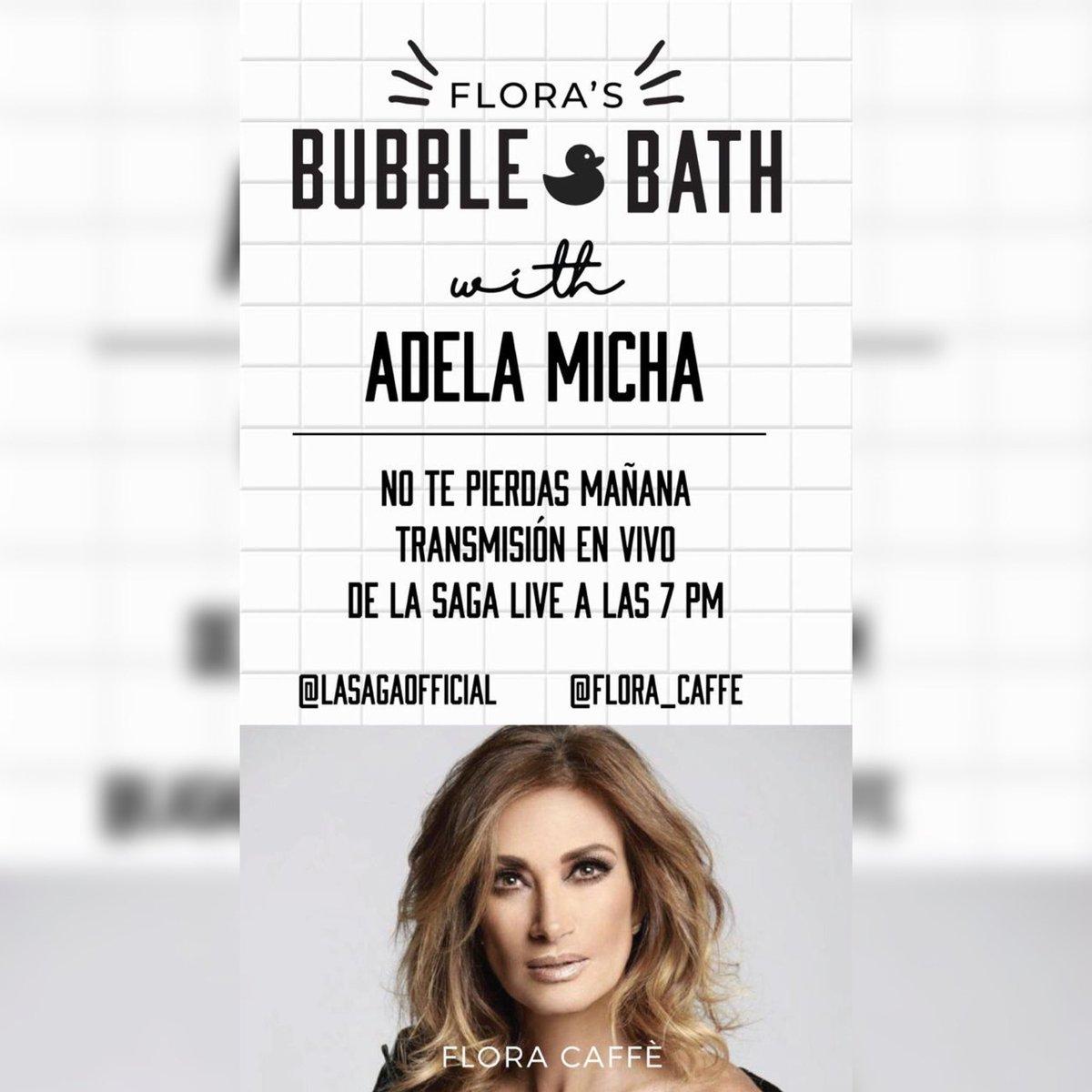 Adela Micha's photo on #SagaLive