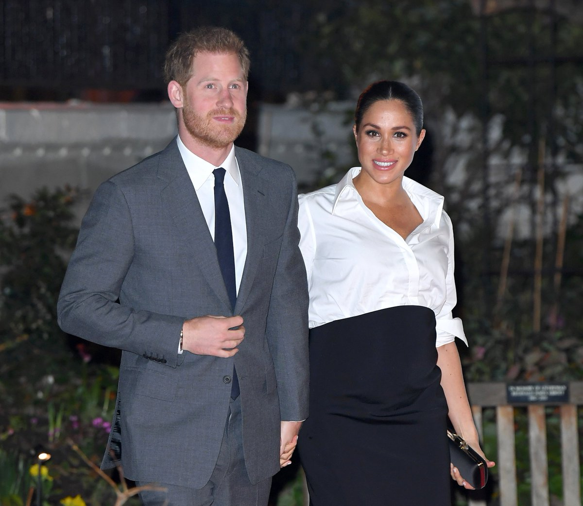 Daily Express's photo on Meghan Markle