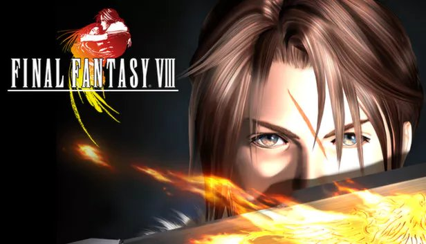 🕹️ New Game Plus 🎮's photo on Final Fantasy VIII