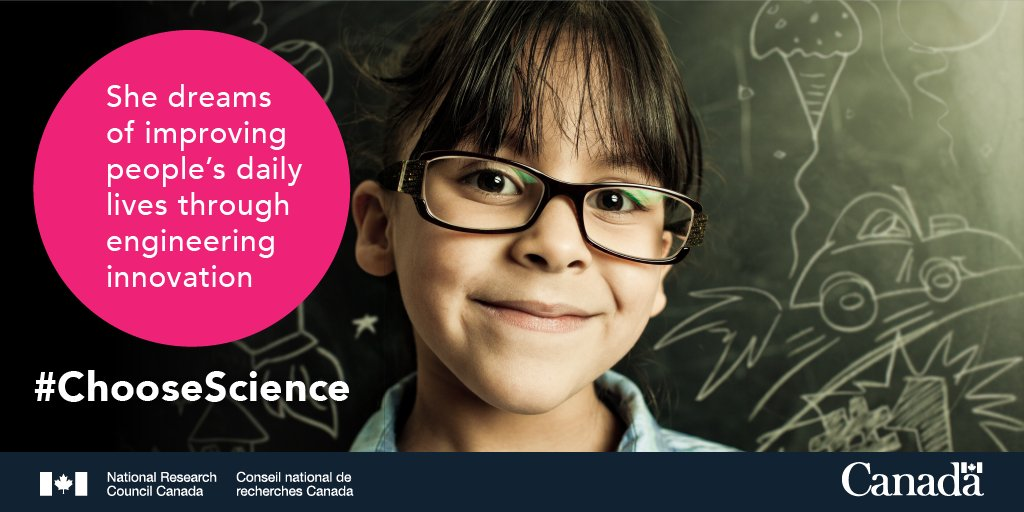 NRC Canada's photo on #ChooseScience