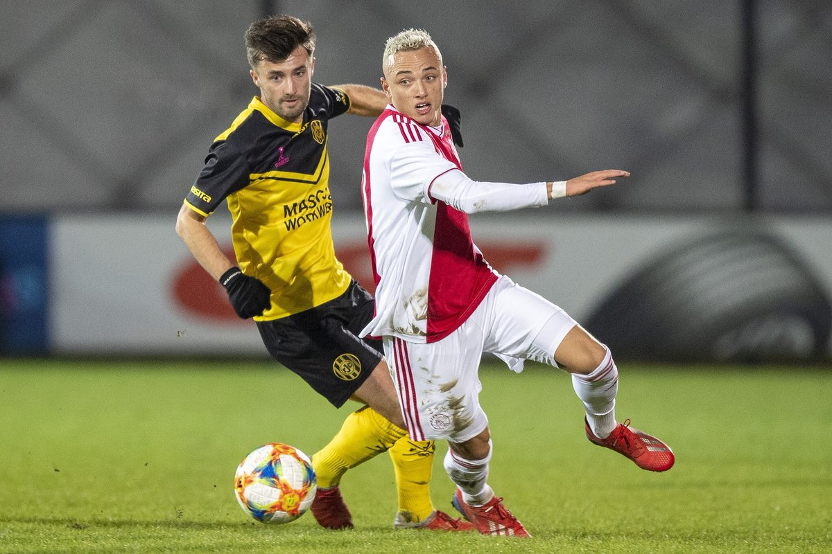 Ajax Youth Academy's photo on #jajrod