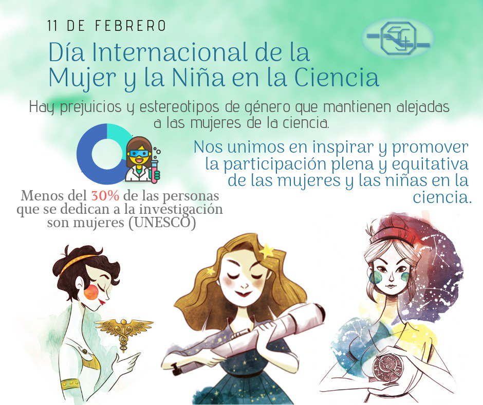 Yaaj México's photo on #mujeresenciencia