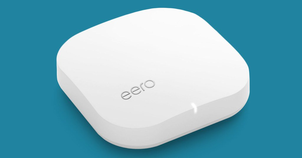 Tech Gadget Talk's photo on Eero