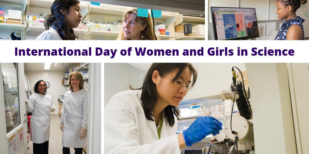UW Medicine's photo on #WomenInScienceDay