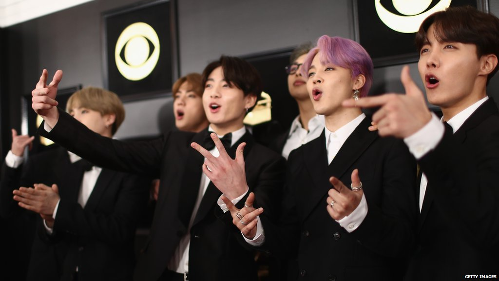 'Seoul ambassadors, nation's sons, Korean pride.'   🤴🤴🤴🤴🤴🤴🤴  This is how #BTS paid tribute to South Korea at the Grammys. https://t.co/InAgzOdVFG #TearItUpBTS  @BTS_twt
