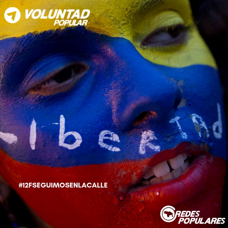 Redes Populares VP's photo on #12FSeguimosEnLaCalle