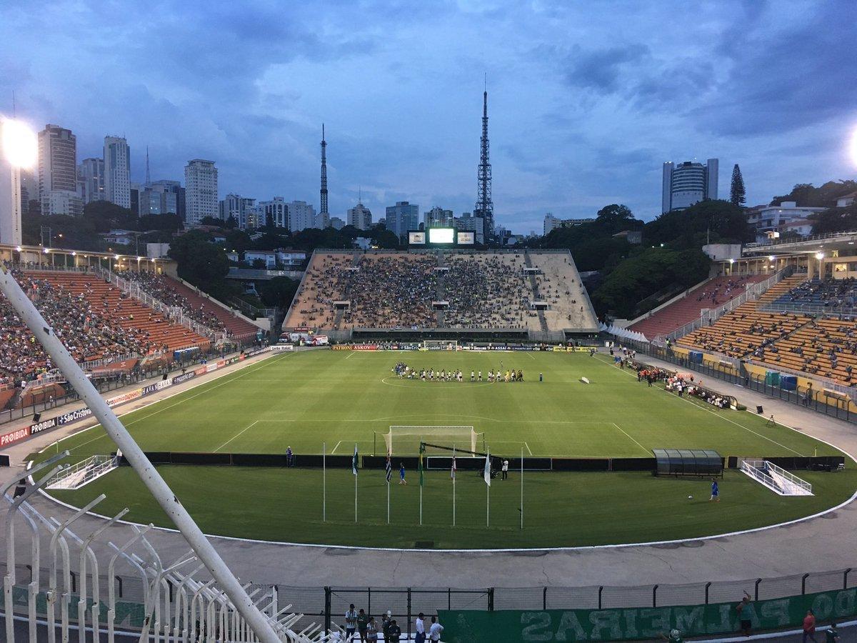 Palmeiras Mobile's photo on Palmeiras x Bragantino