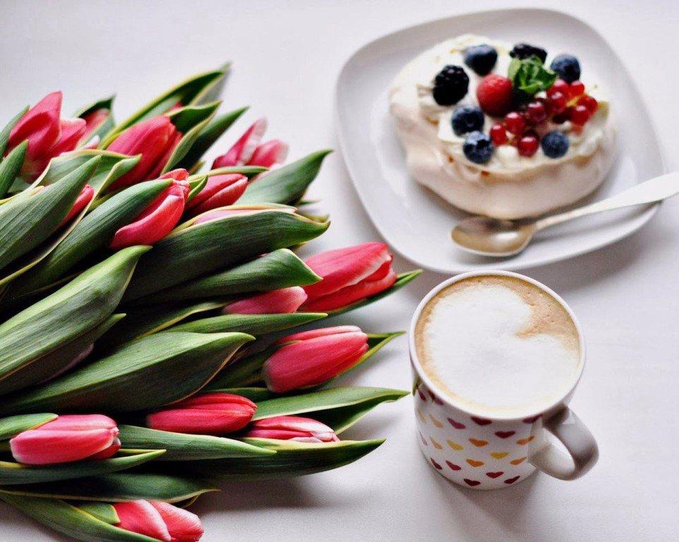 доброе утро фото тюльпаны конце видим ганимед