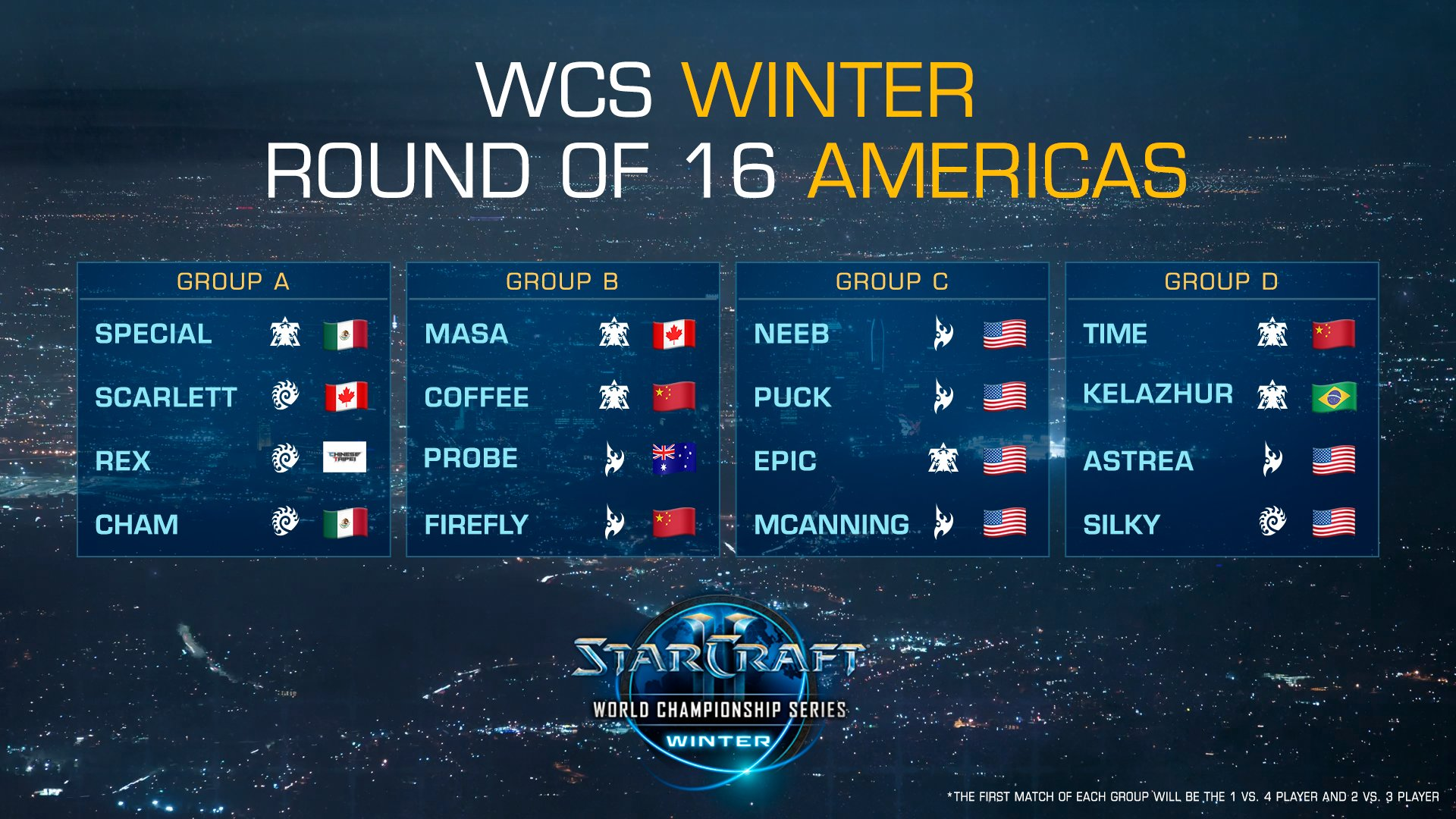 2019 WCS Winter NA Ro16