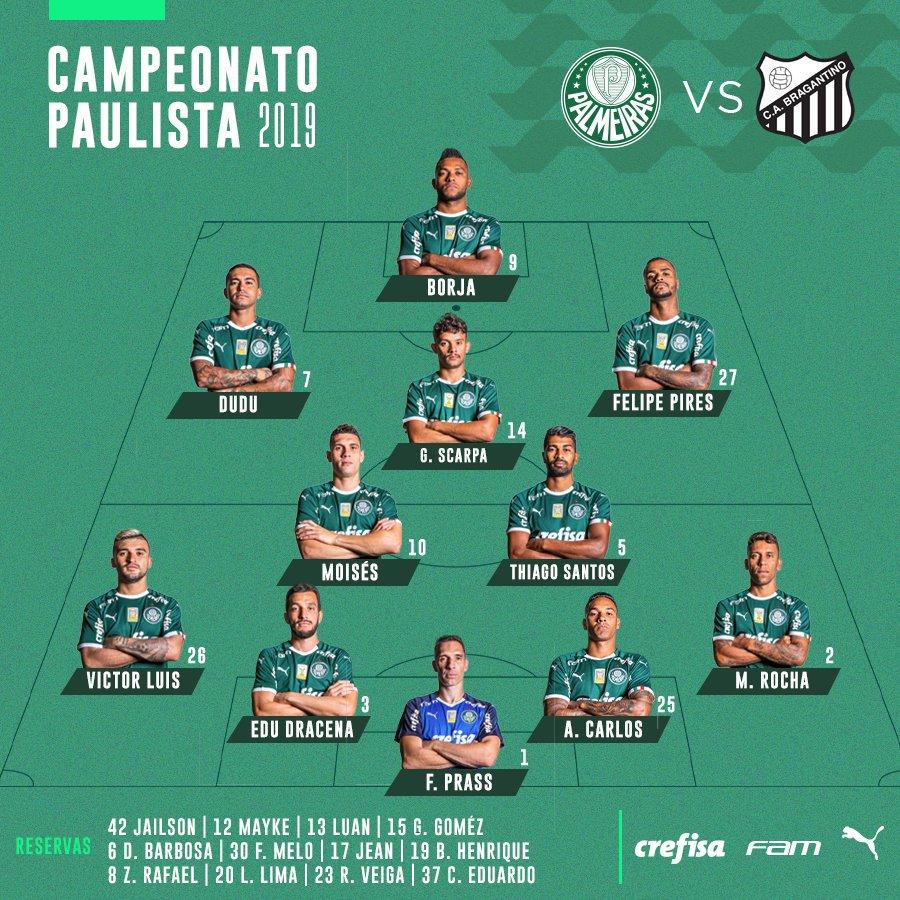 ⓟ FOCO NO PALMEIRAS's photo on Palmeiras x Bragantino