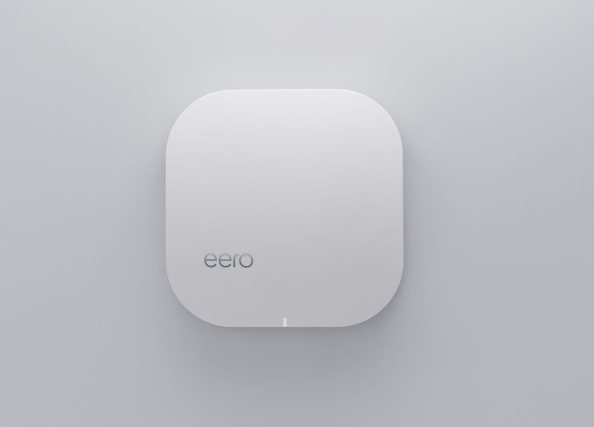 The Verge's photo on Eero