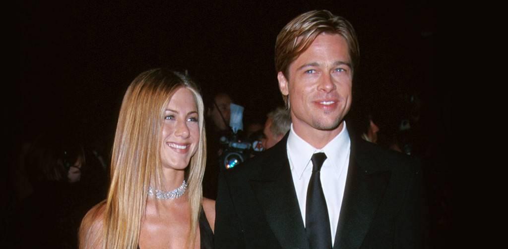 E! News's photo on Brad Pitt