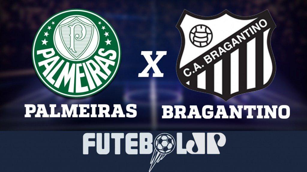 Replicário's photo on Palmeiras x Bragantino