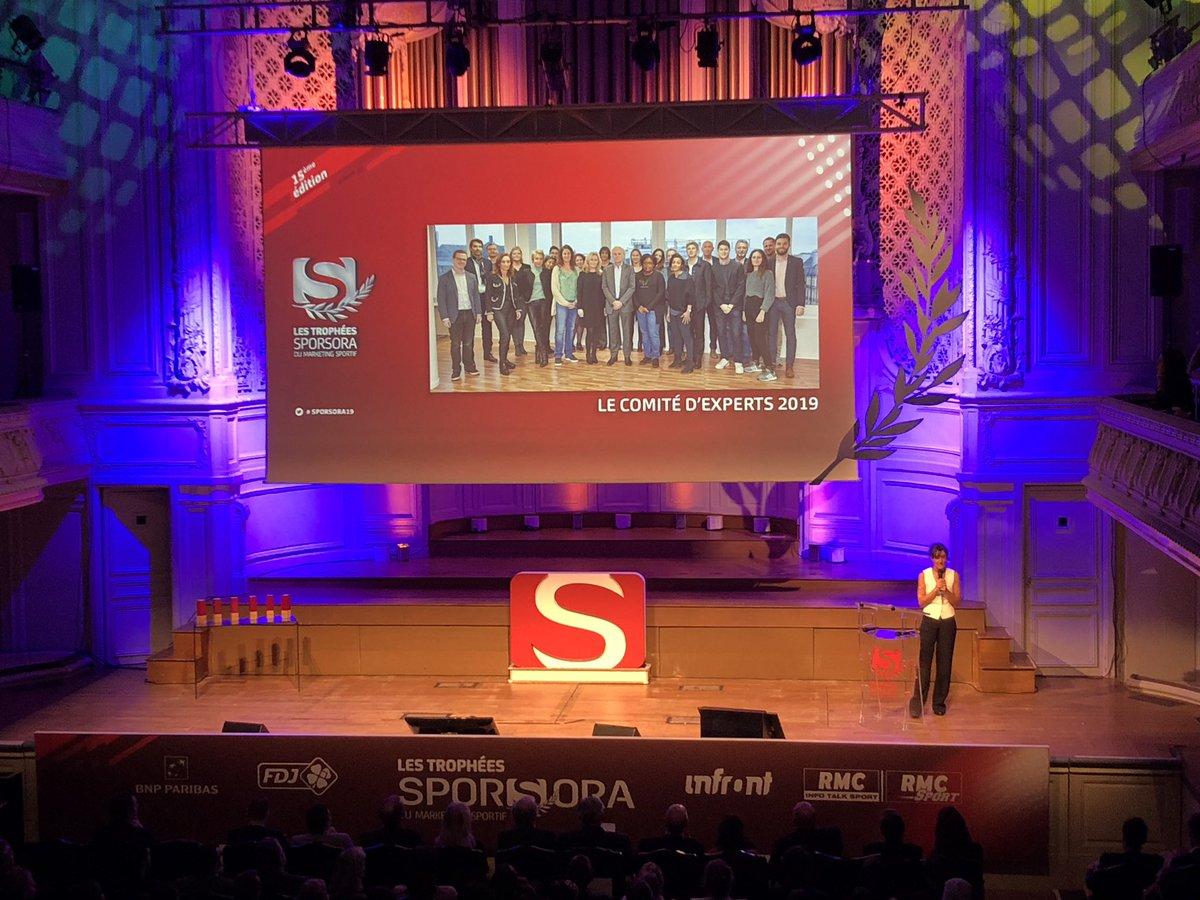 SportBuzzBusiness.fr's photo on #Sporsora19