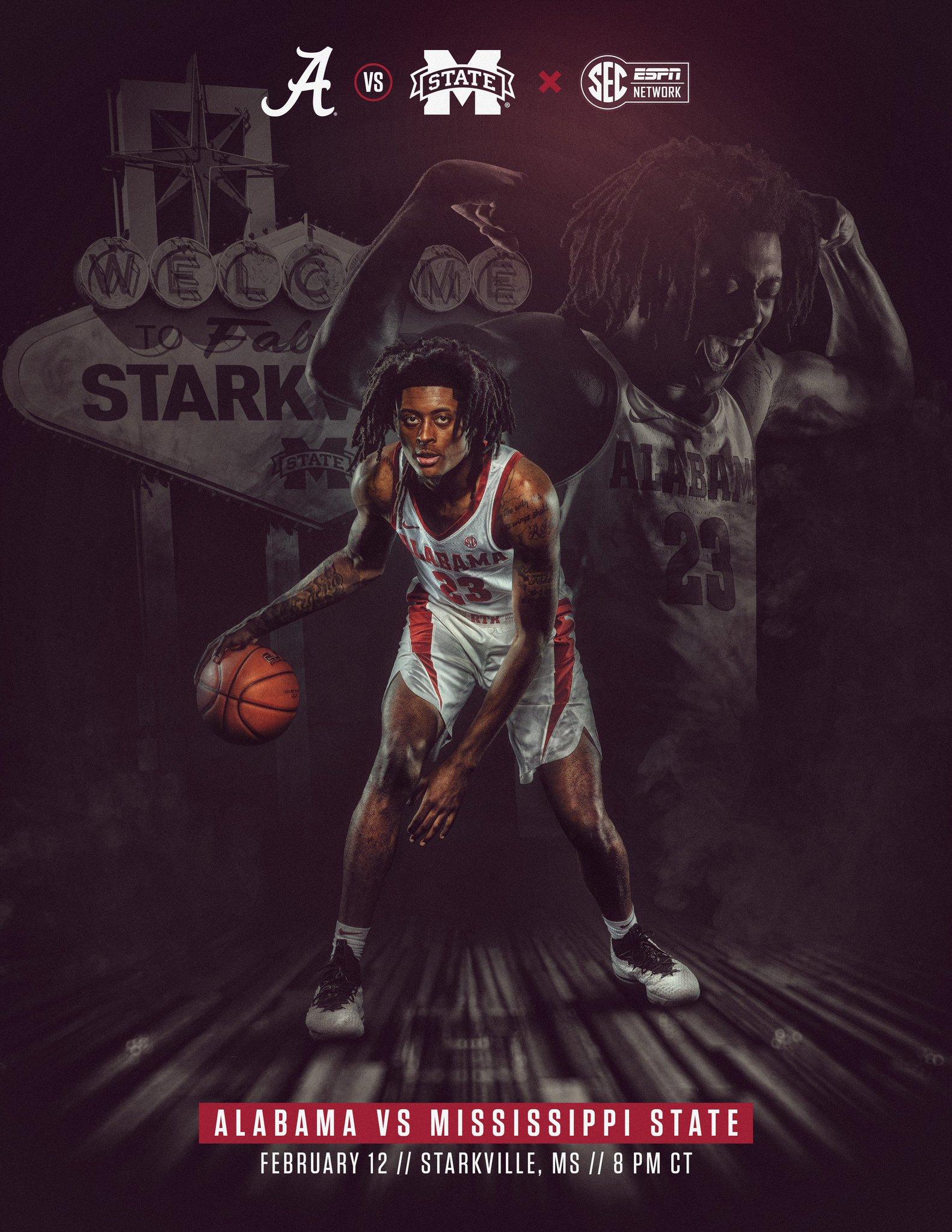 Alabama Crimson Tide NCAA Basketball: We meet again.   #RollTide #BuckleUp.  Tweet by @AlabamaMBB