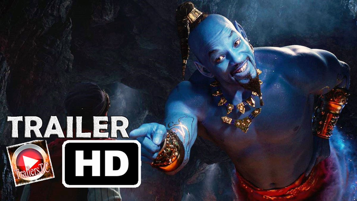 TrailersTC📽's photo on #Aladdin2019
