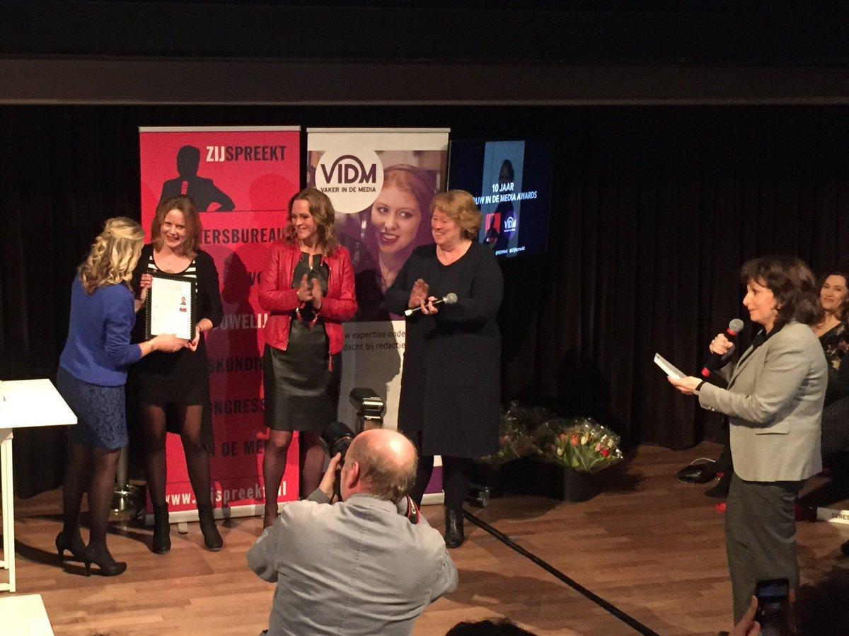 22Q11 Stichting NL's photo on #vidmawards2018
