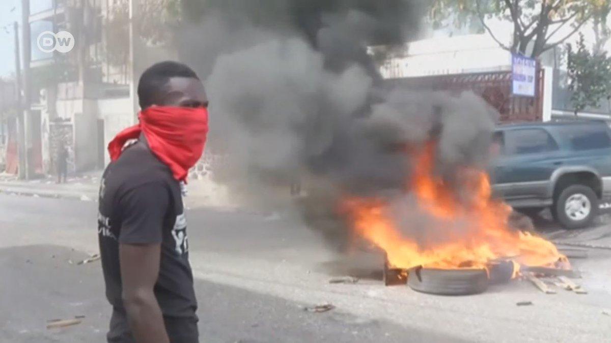 DW Español's photo on #Haití