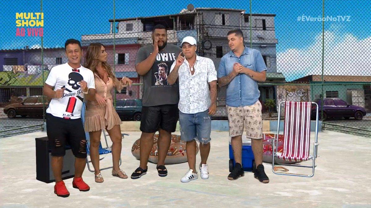 TVZ Multishow's photo on #éverãonotvz