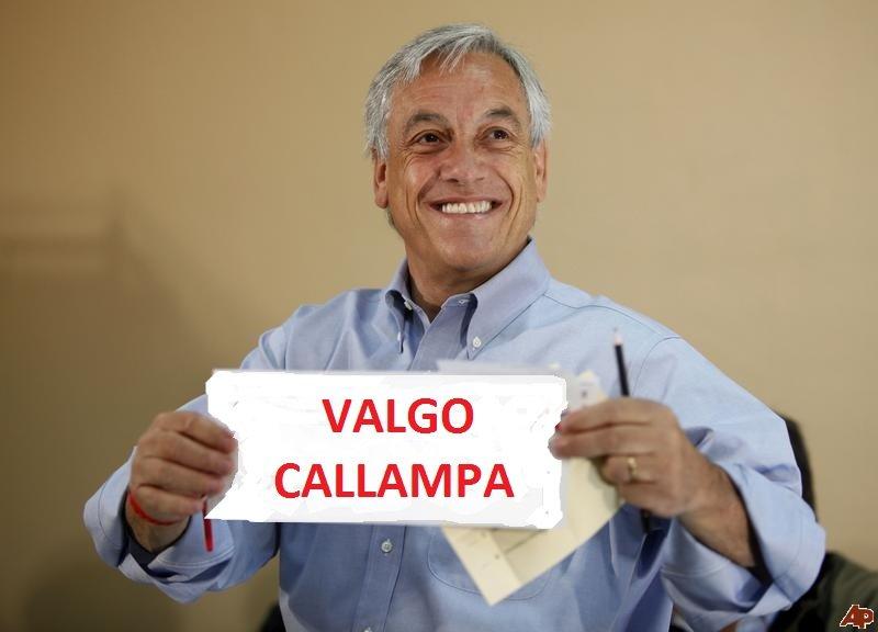 Alan Catrillanca Rodríguez's photo on #QueVuelvaBachelet