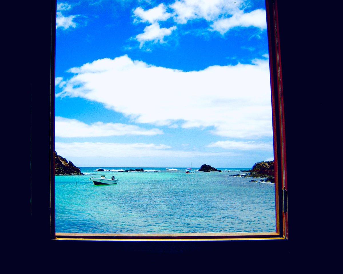 DaViDe on Twitter: #window #sea #blu #myphoto…