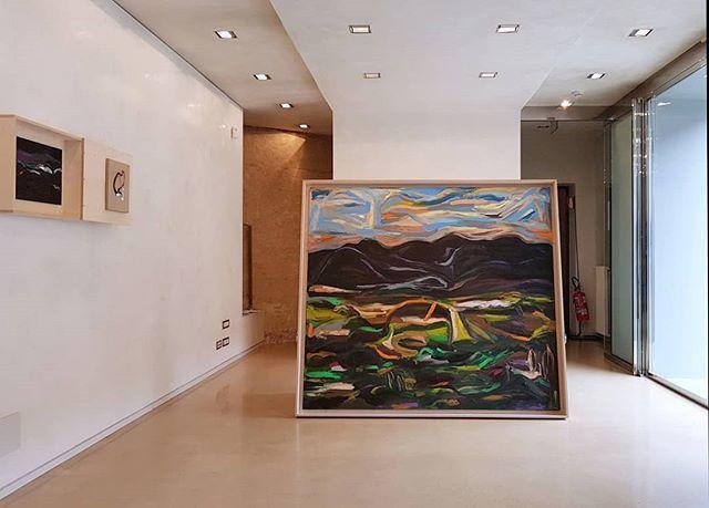 #MatteoFato #stareacavaliereduranteilgiornoenellanotte #BancaDiBologna #painting #ArtCity @artefiera_bologna https://t.co/2YA2NzQSGj