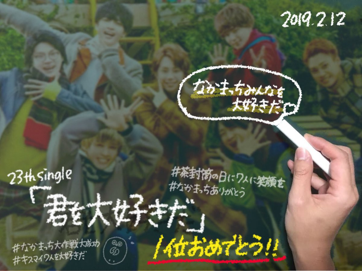 ニカめぐ #なかまっち大作戦 大成功's photo on #なかまっち大作戦大成功