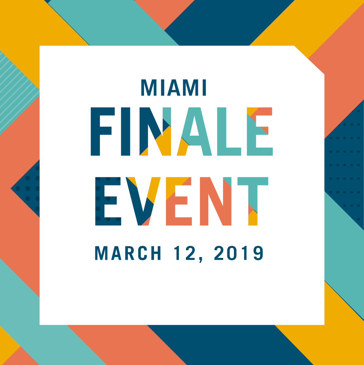 Join us for a night of celebration of the third year of the Miami WIN Lab! It's our Finale Event. March 12. Intercontinental Miami. RSVP via the link below. 🎉  https://www.eventbrite.com/e/miami-win-lab-finale-event-3rd-cohort-tickets-55521766097…