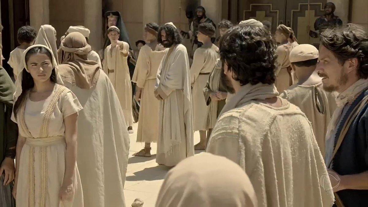 Novela Jesus's photo on #novelajesus143