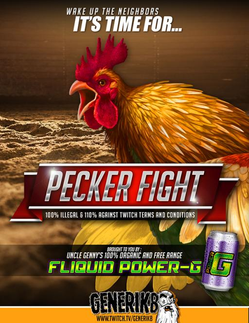peckerfight hashtag on Twitter