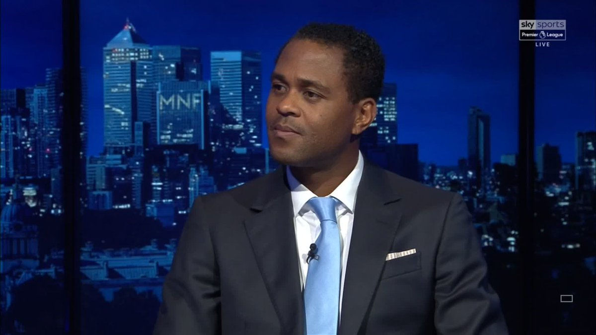 Sky Sports Premier League's photo on Patrick Kluivert