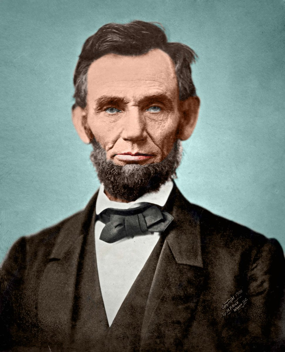Happy 210th birthday to one of Kentucky's greatest sons, President Abraham Lincoln.