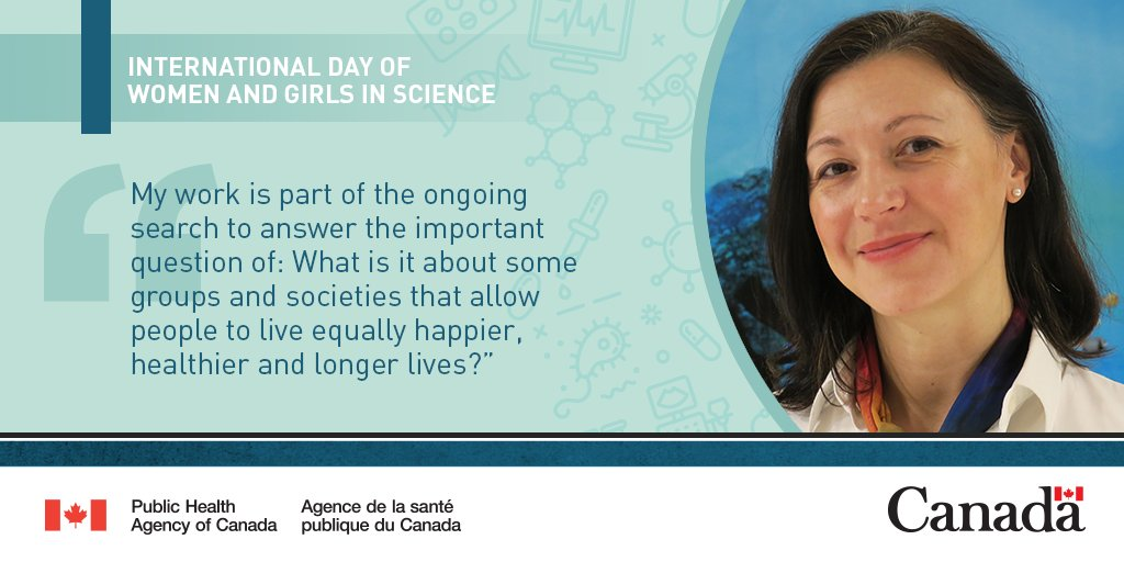Dr. Theresa Tam's photo on #ChooseScience