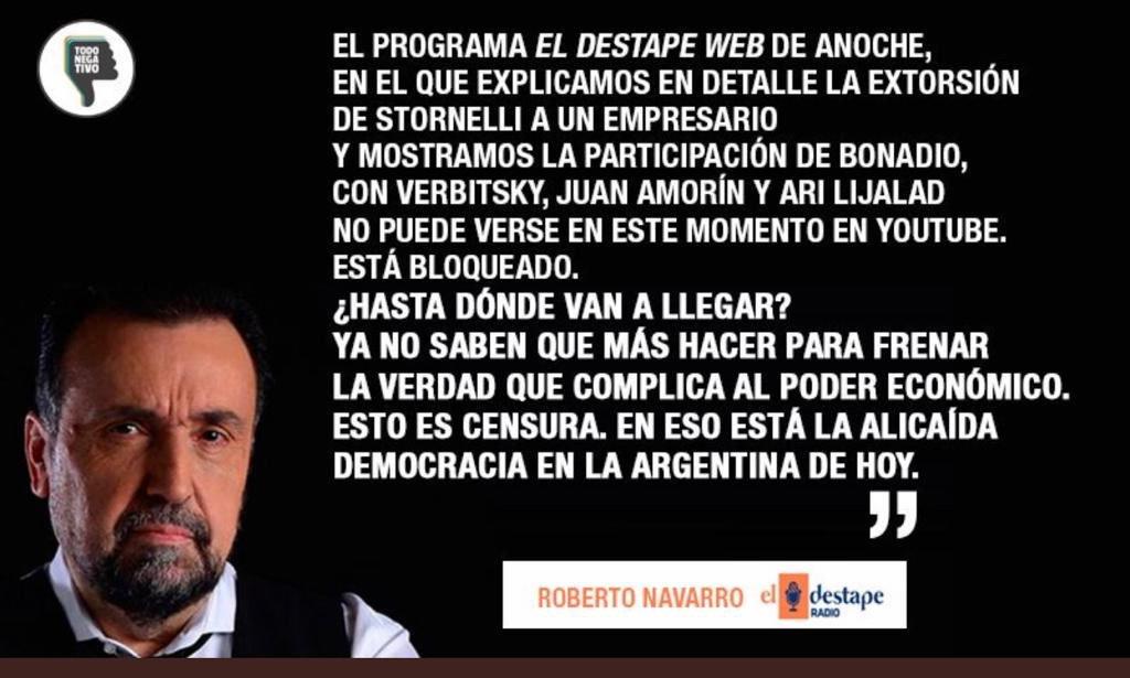 Diego Latrecchiana's photo on #CensuraEsDictadura