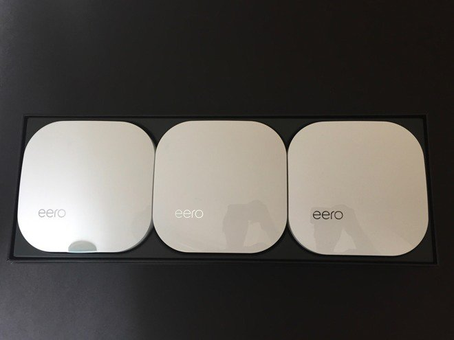 Amazon acquires mesh Wi-Fi router startup eero as part of smart home push https://t.co/feYf7dLi0Q