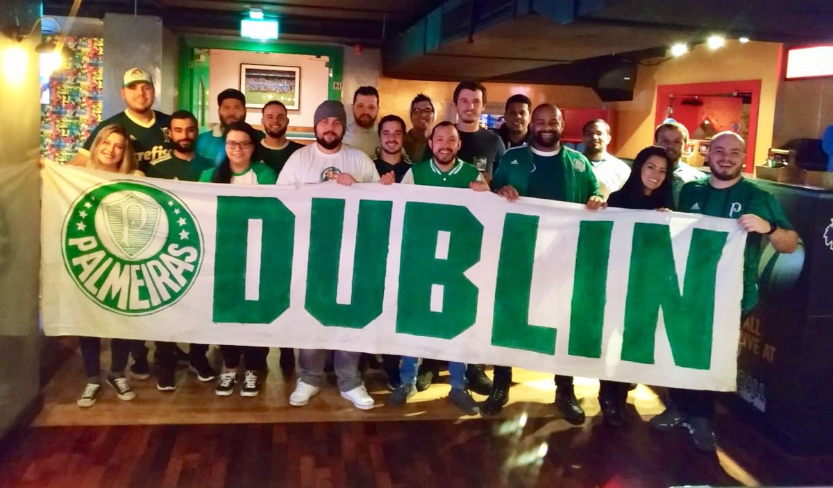 Consulado Palmeiras Dublin's photo on #AvantiPalestra