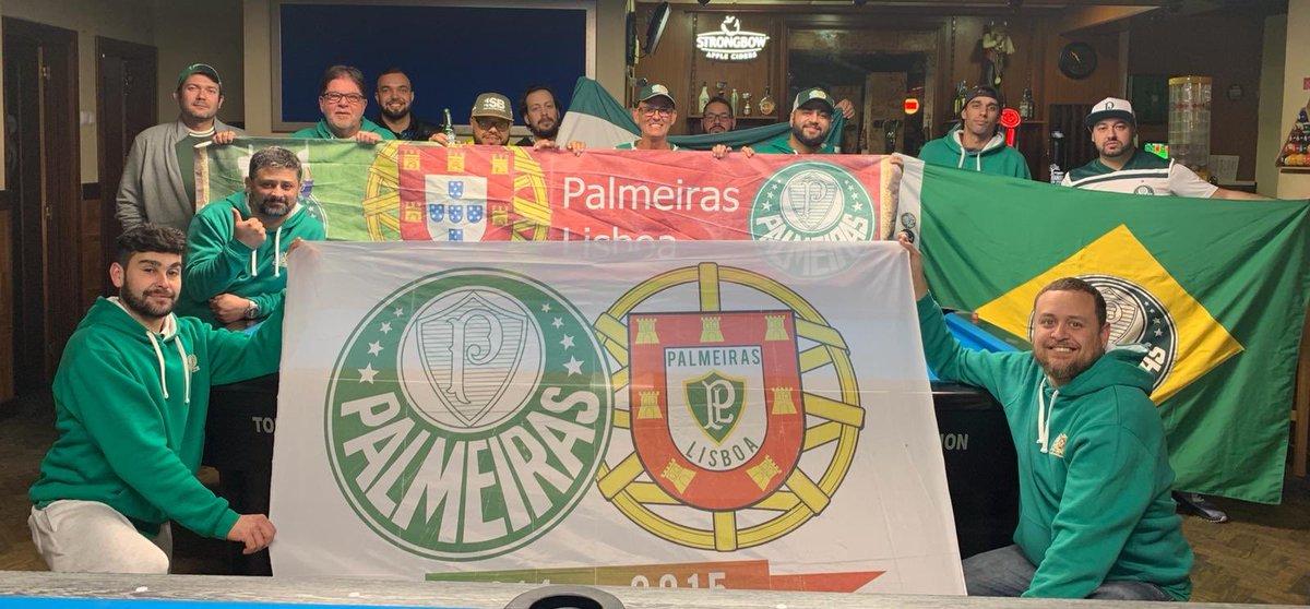 Consulado Palmeiras Lisboa's photo on bragantino