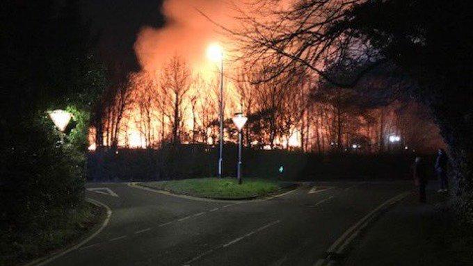 ITV News's photo on Tamworth