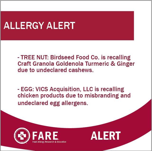 food allergy network website