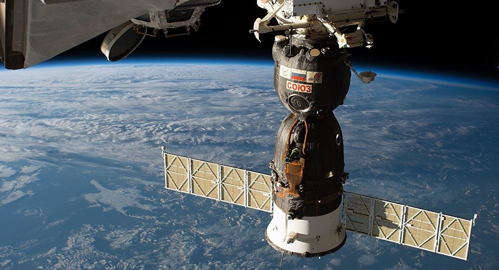 #US to extend use of Russia's #Soyuz for #ISS missions until April 2020 - Source https://t.co/sBUsN6YyST