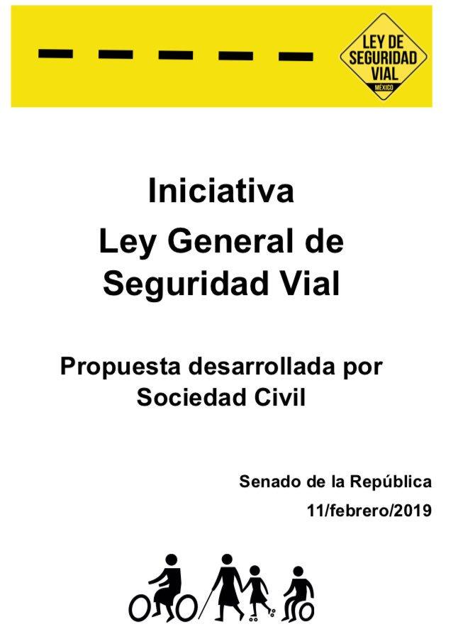 Céntrico's photo on Ley General de Seguridad Vial