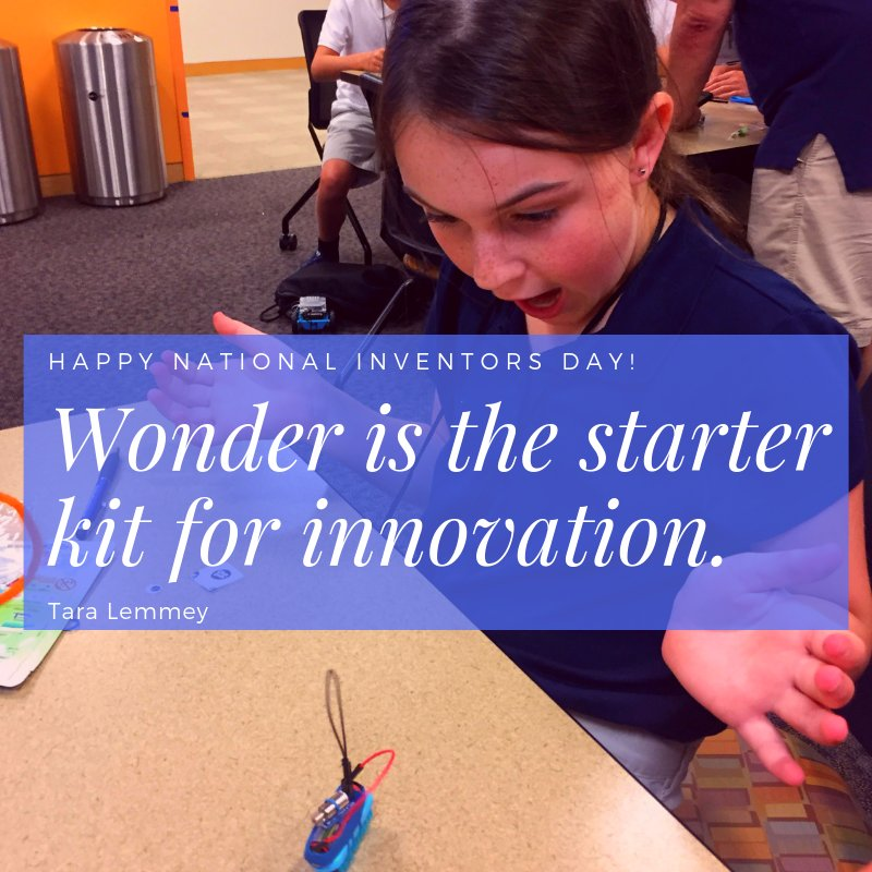 Envision's photo on #NationalInventorsDay