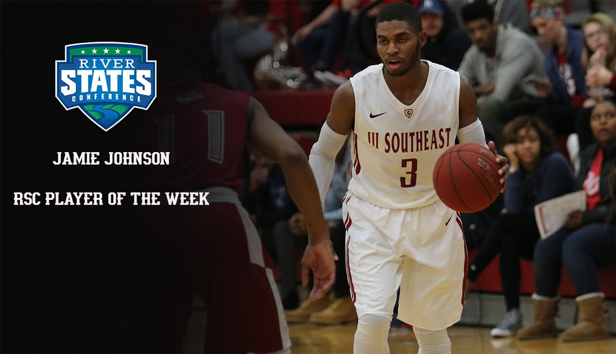 Men's Basketball: Jamie Johnson Named RSC Player of the Week For Second Consecutive Week  - http://www.IUSathletics.com/article/1983